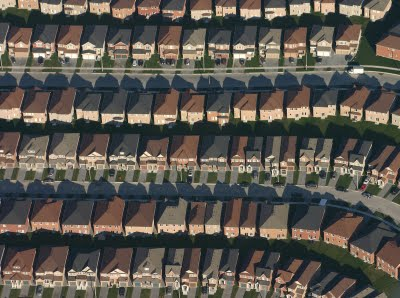 Suburbanization:  Evangelicalism's Physical Cultural Sequestering